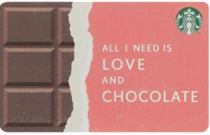 ラブアンドチョコレート
