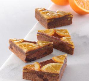 オレンジ&チョコレートバー