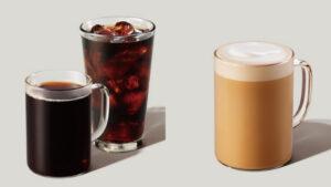 ドリップコーヒー カフェミスト