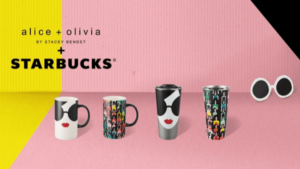 Starbucks × alice + olivia